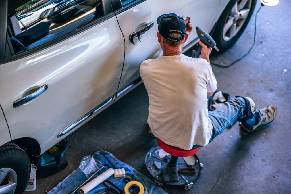 Garage Repairs Recovery Services